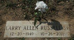Larry Allen Russell, Sr