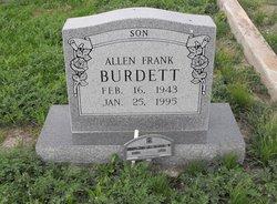 Allen Frank Burdett