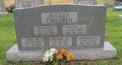 Eloise K. Holden