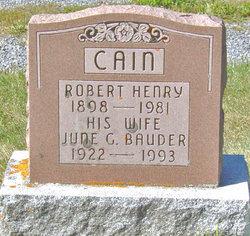 Robert Henry Cain