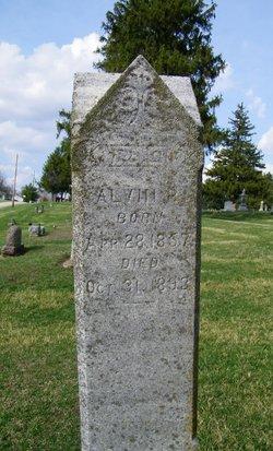 Alvin B McCreight