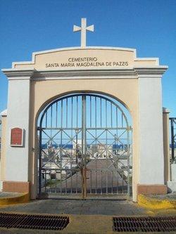 Cementerio Santa Mar�a Magdalena de Pazzis
