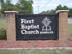 Ellabell First Baptist Church Cemetery