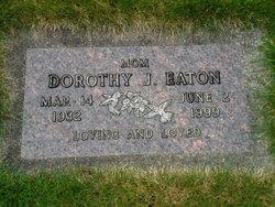 Dorothy Rosalie Jeanine <i>Bengel</i> Eaton