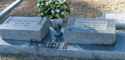 Virginia <i>Zeigler</i> Crider