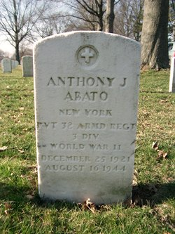 Anthony J Abato