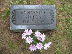 Annabelle <i>Colien</i> Pigeon