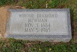 Winnie <i>Diamond</i> Newman