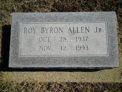 Roy Byron Allen, Jr