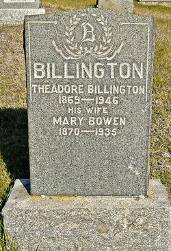 Theadore Billington