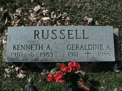 Kenneth A Russell