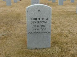 Dorothy Anne <i>Scherer</i> Nienow Severson