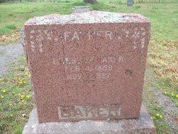 Isaac Wesley Baker