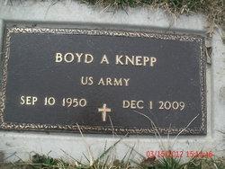 Boyd A. Butch Knepp