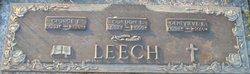 Genevieve Jenny E. <i>Young</i> Leech