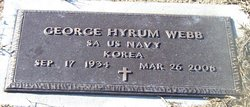 George Hyrum Webb