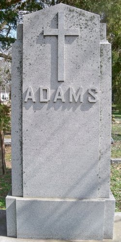Emma <i>Brown</i> Adams