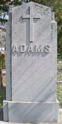 Frank Monroe Adams