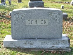 Quinter G Cohick