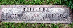 Elizabeth <i>Seyler</i> Beiriger