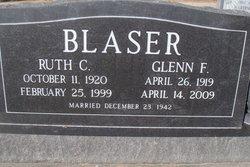 Ruth <i>Carlson</i> Blaser