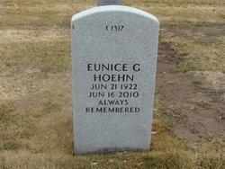 Eunice Glendora <i>Ness</i> Hoehn