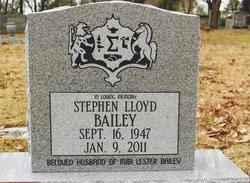 Stephen Lloyd Steve Bailey