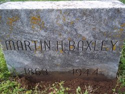 Martin Baxley