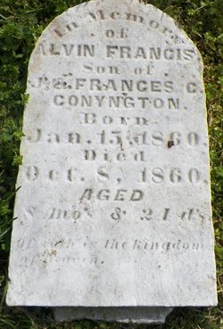 Alvin Francis Conyngton