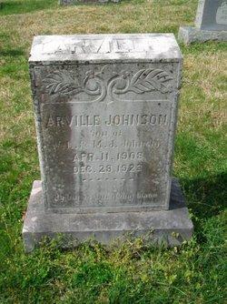 Arville Johnson