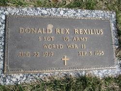 Donald Rex Rexilius