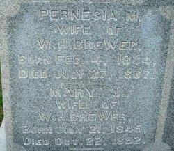 Pernesia M. Brewer