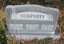 Mary A. <i>Kitchen</i> Humphrey