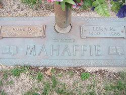 Ruel D Mahaffie