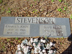 Mary <i>Brice</i> Stevenson