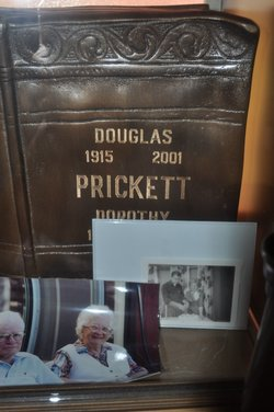 Douglas Prickett