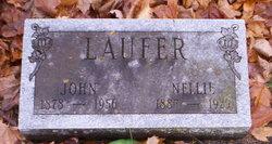 Nellie <i>Faber</i> Laufer