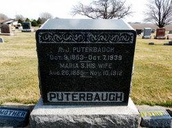 Almer J Puterbaugh