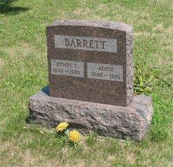 Adelaide Addie <i>Thorpe</i> Barrett