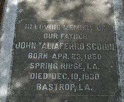 John Taliaferro Scogin
