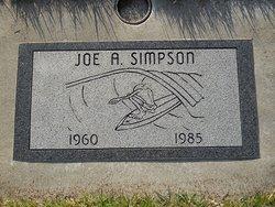 Joseph Anthony Joe Simpson