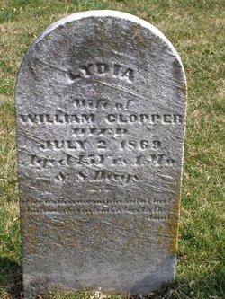 Lydia <i>Huffer</i> Clopper