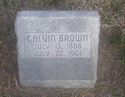 Calvin Cal Brown