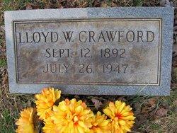 Lloyd W Crawford