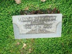 Maria Elizabeth Mamie <i>Klare</i> Bareswilt