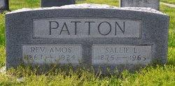 Sallie Louisa <i>Turney</i> Patton