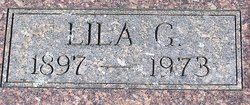 Lila Gertrude <i>Montague</i> Bills