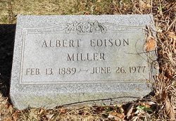 Albert Edison Miller