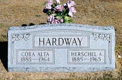 Cora Alta <i>Boyer</i> Hardway