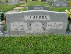 Mabel <i>Hernandez</i> Cameron